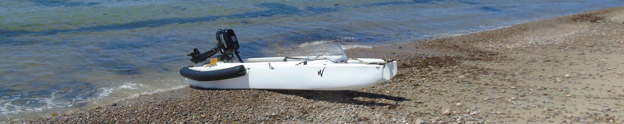 Texas fishing kayaks and skiffs